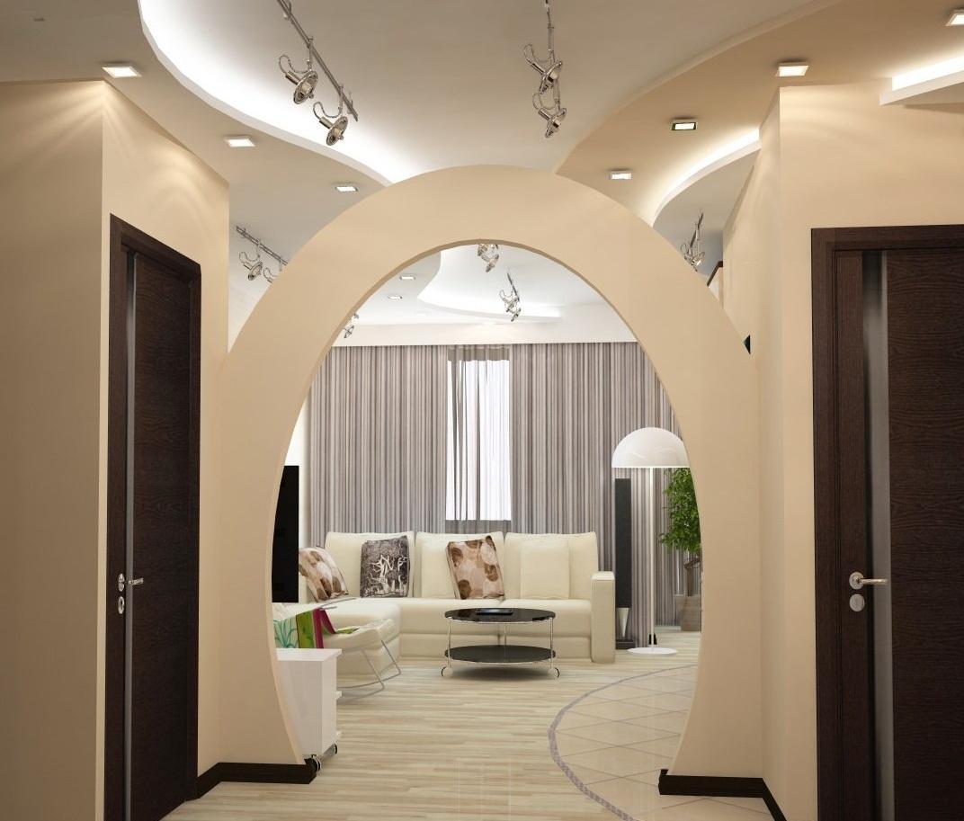 ремонт квартиры фотогалерея арки перед казанским