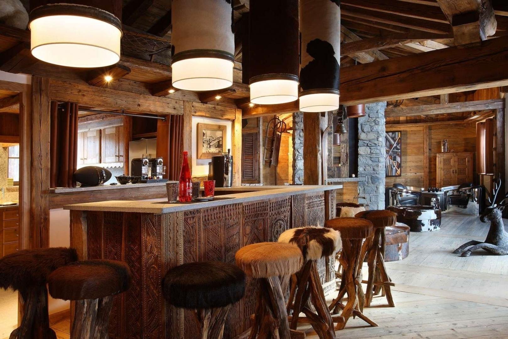кафе в стиле шале фото прелесть фотографиям придаст