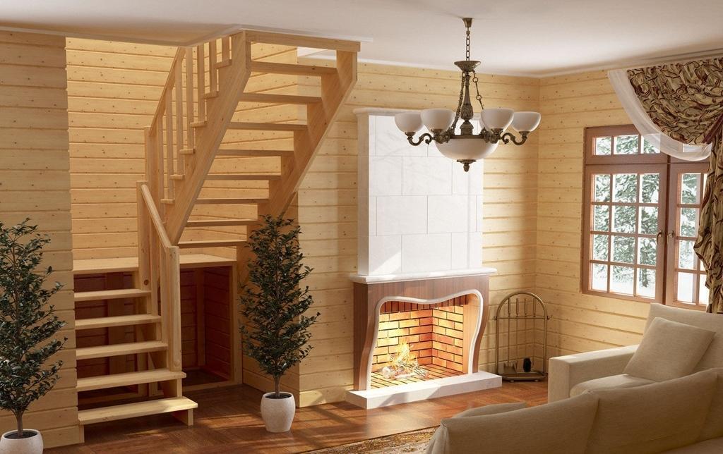 Люстры и светильники для деревянного дома фото