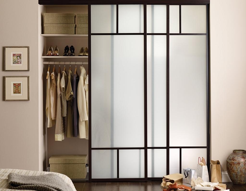 Раздвижные двери для гардеробной Леруа Мерлен и фото