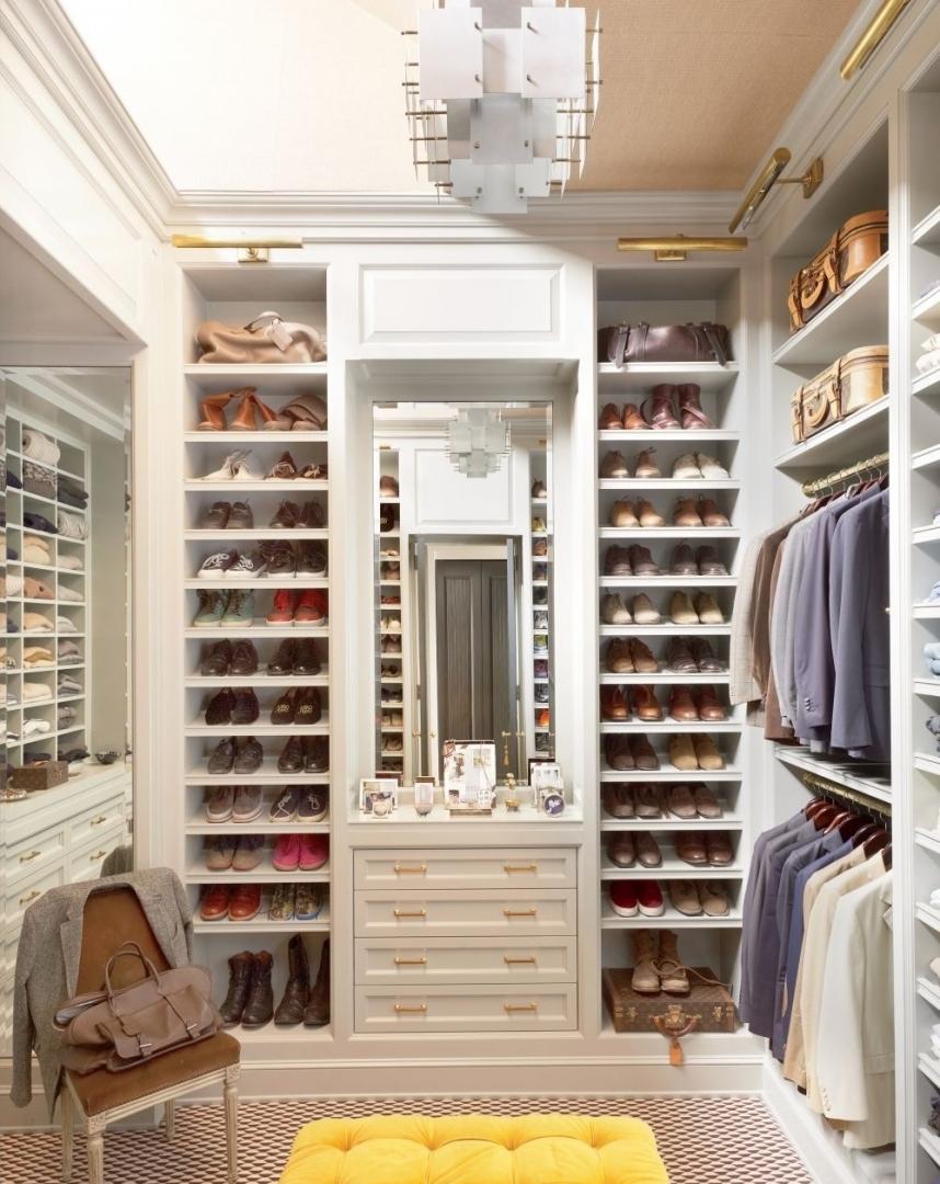 фото гардеробных комнат в квартире фотографиям