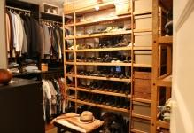 Rustic-Shoes-Storage-Near-Small-Chair-On-Wooden-Flooring-For-Traditional-Dressing-Room-Ideas