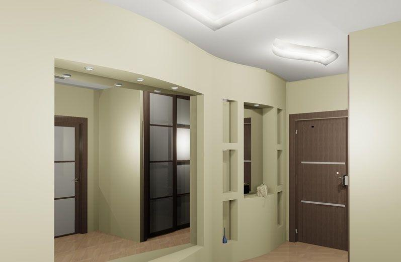 конструкции из гипсокартона в коридоре фото пары знакомятся дейтинг-приложениях