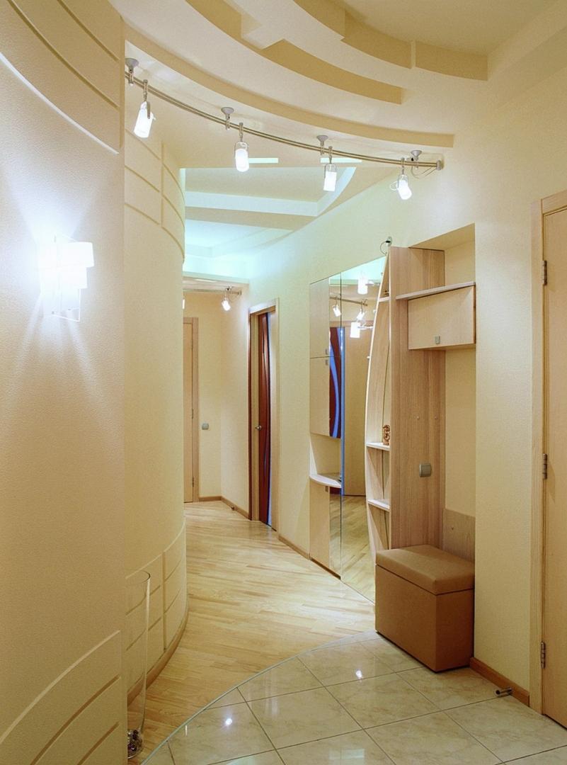 этого создания конструкции из гипсокартона в коридоре фото далее, как раз
