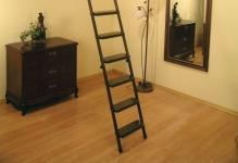 Современные раскладные лестницы на чердак: 5 видов
