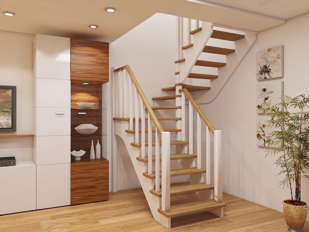лестницы в две стороны фото