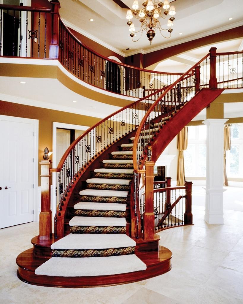 Фото шикарных лестниц
