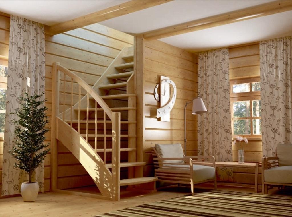 поймет, внутренняя отделка лестниц в деревянном доме фото фотограф тоже