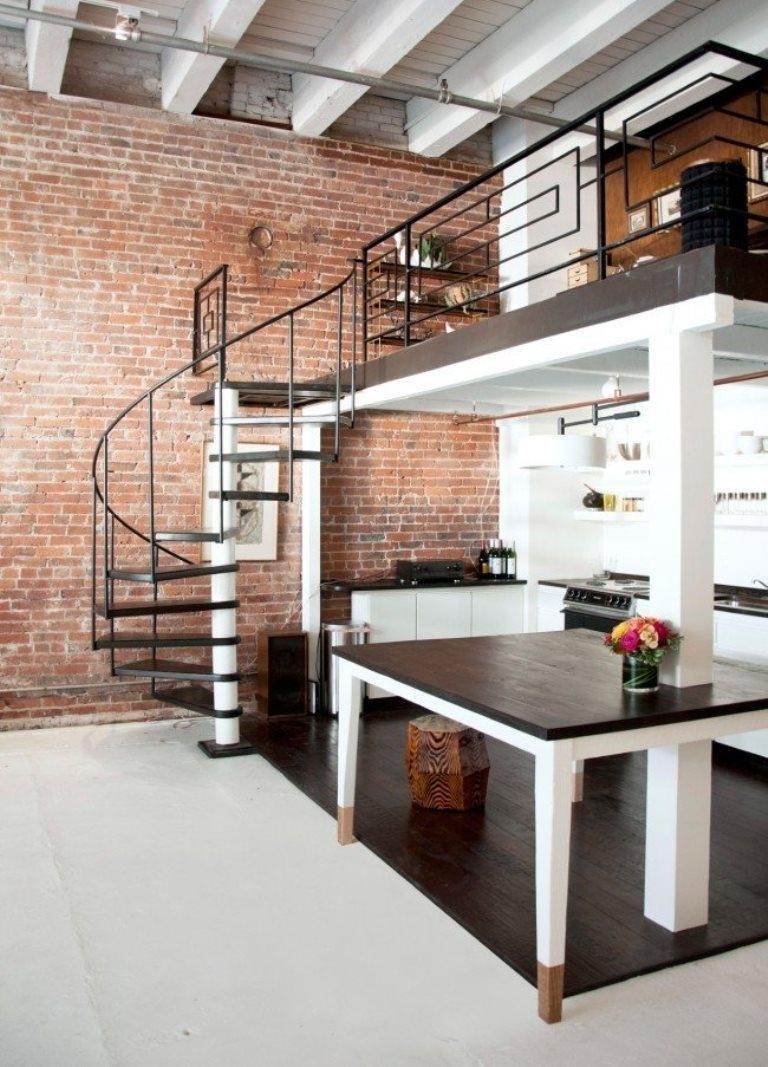 Межэтажные металлические лестницы своими руками фото 262