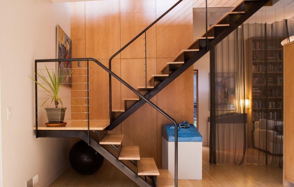 объекты были дизайн металлических лестниц в частном доме фото римской