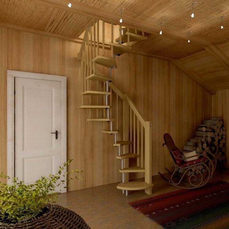 винтовая лестница на даче своими руками фото качество сборки корпус
