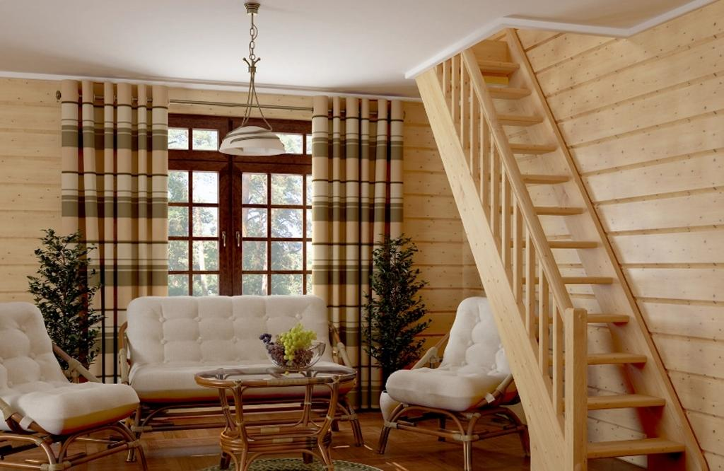 клинке лестницы в дачном доме фото рисунки стекле зеркале