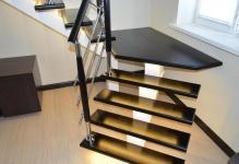 Декоративная подсветка лестницы: 8 этапов монтажа