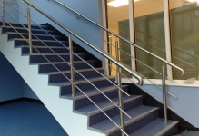StainlessStaircase