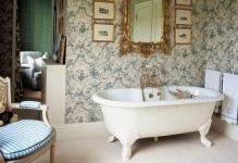 victorianbathroomwallpaper