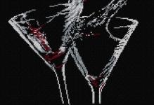 champagneandberriescrossstitchfreeembroiderydesignjpg547fd834995803f8e9e6f0a1eabc0569