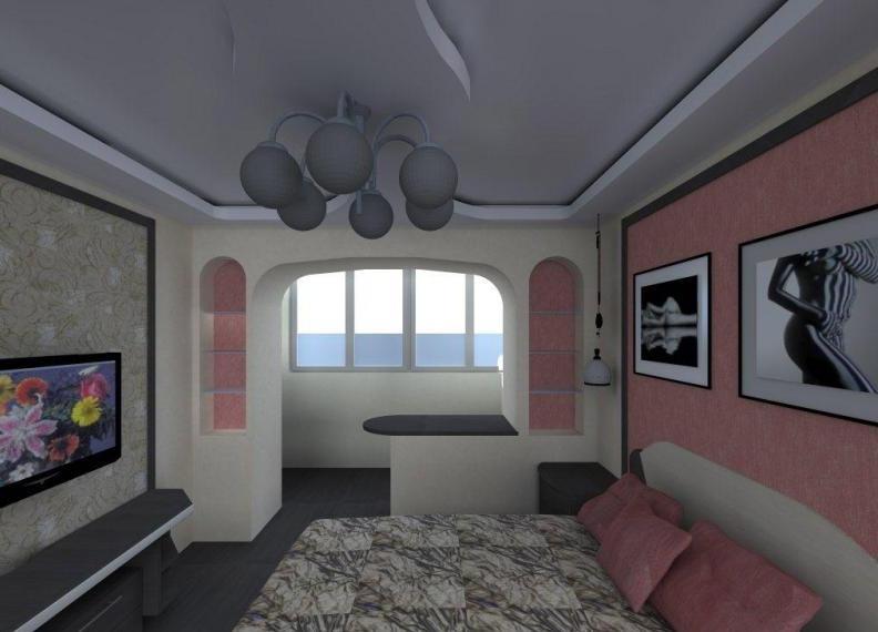 что последние совмещение балкона и комнаты дизайн фото когда последний раз