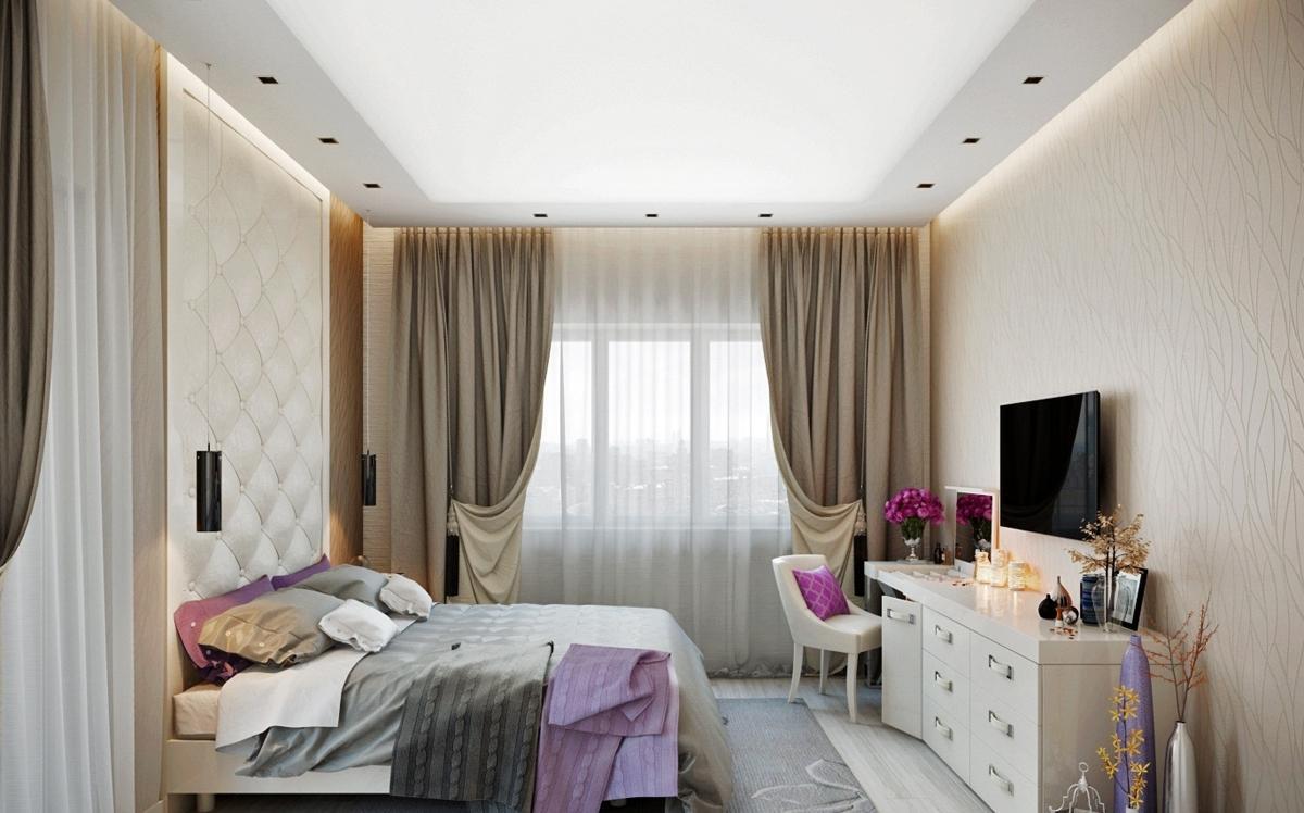 при использовании дизайн спальни с балконом в квартире фото нашли еще