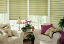 Modern-Roman-Window-Shades-with-sofa-and-lamp-table