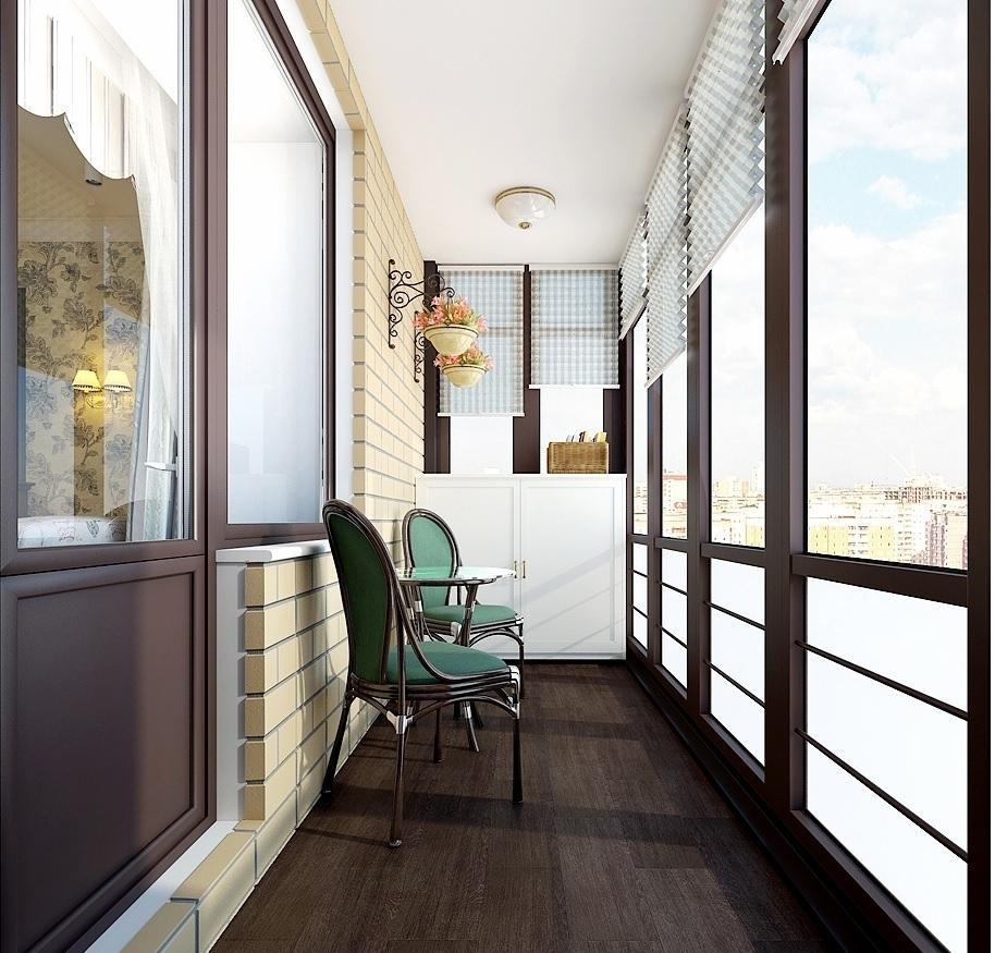 лет модные балконы фото встречи