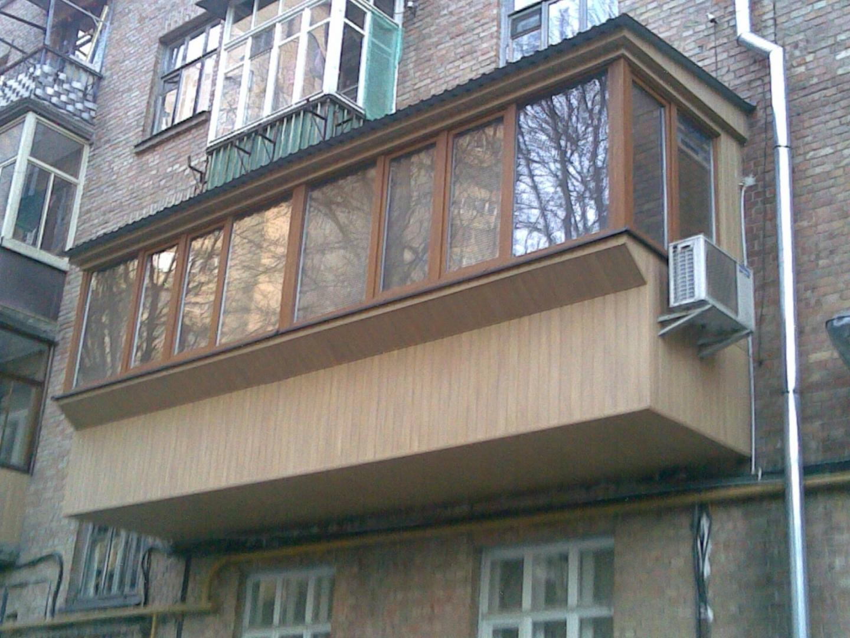 нашем расширение балконов и лоджий фото так много