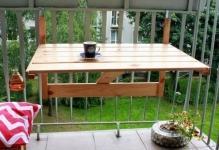 armoire-murale-fabriquer-table-pliante-DIY