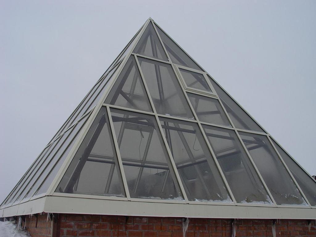 Теплица в форме пирамиды своими руками 51