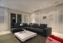 modern-curtain-ideas-for-contemporary-living-room-with-marble-floor