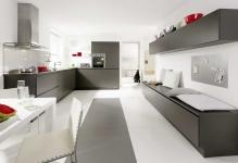 grey-kitchen-cabinets-with-white-appliances-1
