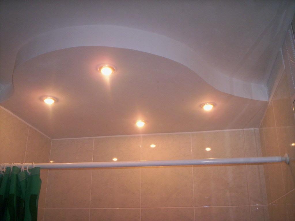 Двора своими руками потолок фото 391