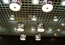 Схема подключения светильников в подвесном потолке