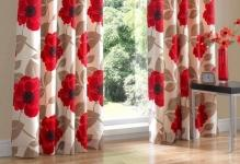 red-and-white-gingham-kitchen-curtains