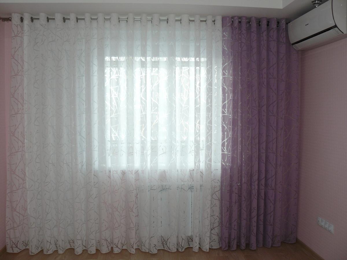 фото моделей тюлевых штор в зал для девичника
