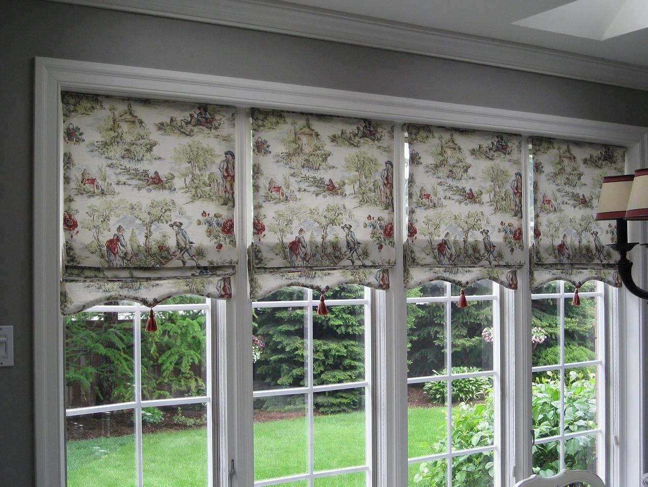 вязаные шторы на балкон идеи и фото камышине директора