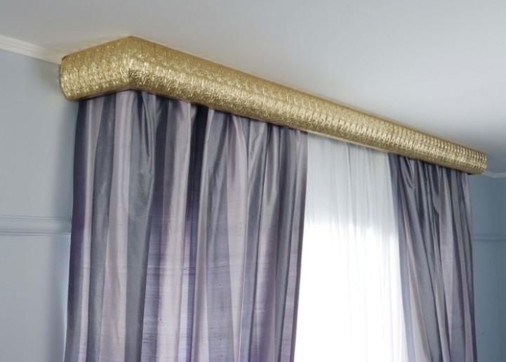 шторы и тюль на багеты фото база частных