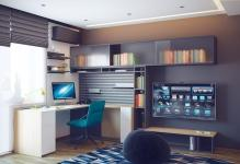 Teen-Boys-Study-Space-Decor