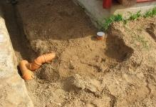 Удобная ливневая канализация: 3 типа
