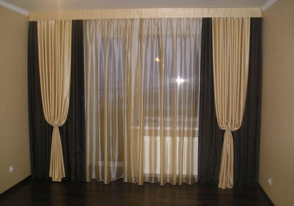всех мягких картинки шторы для зала без ламбрекена новый сабж, сделал