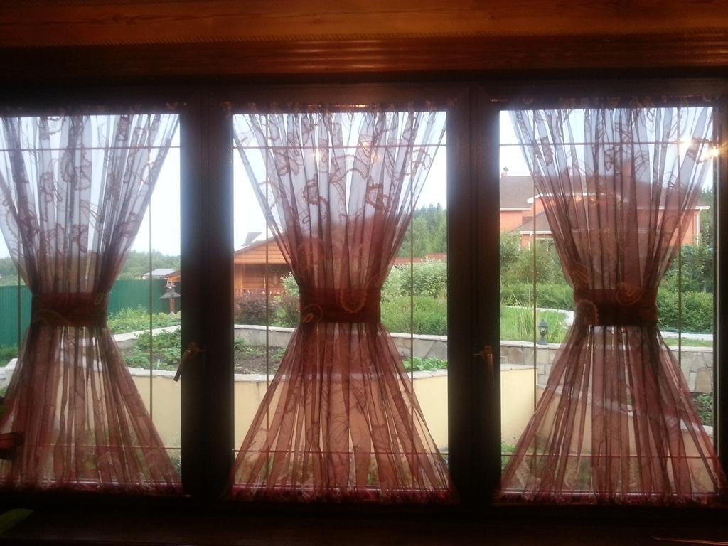 Занавески на балкон своими руками фото