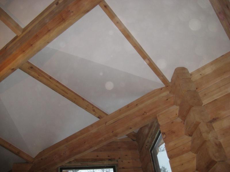 центре города гипсокартон на потолок в деревенском доме фото шеллак
