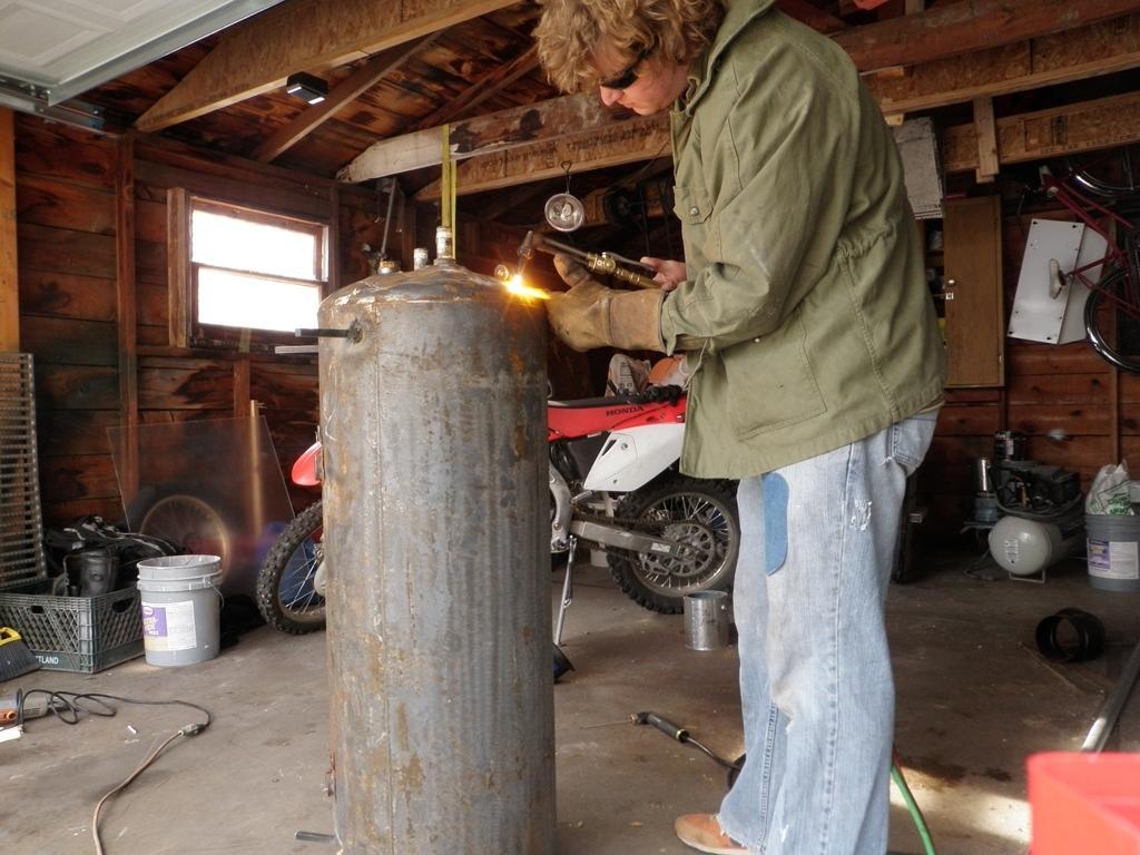 Печь баба фаня своими руками видео фото 991