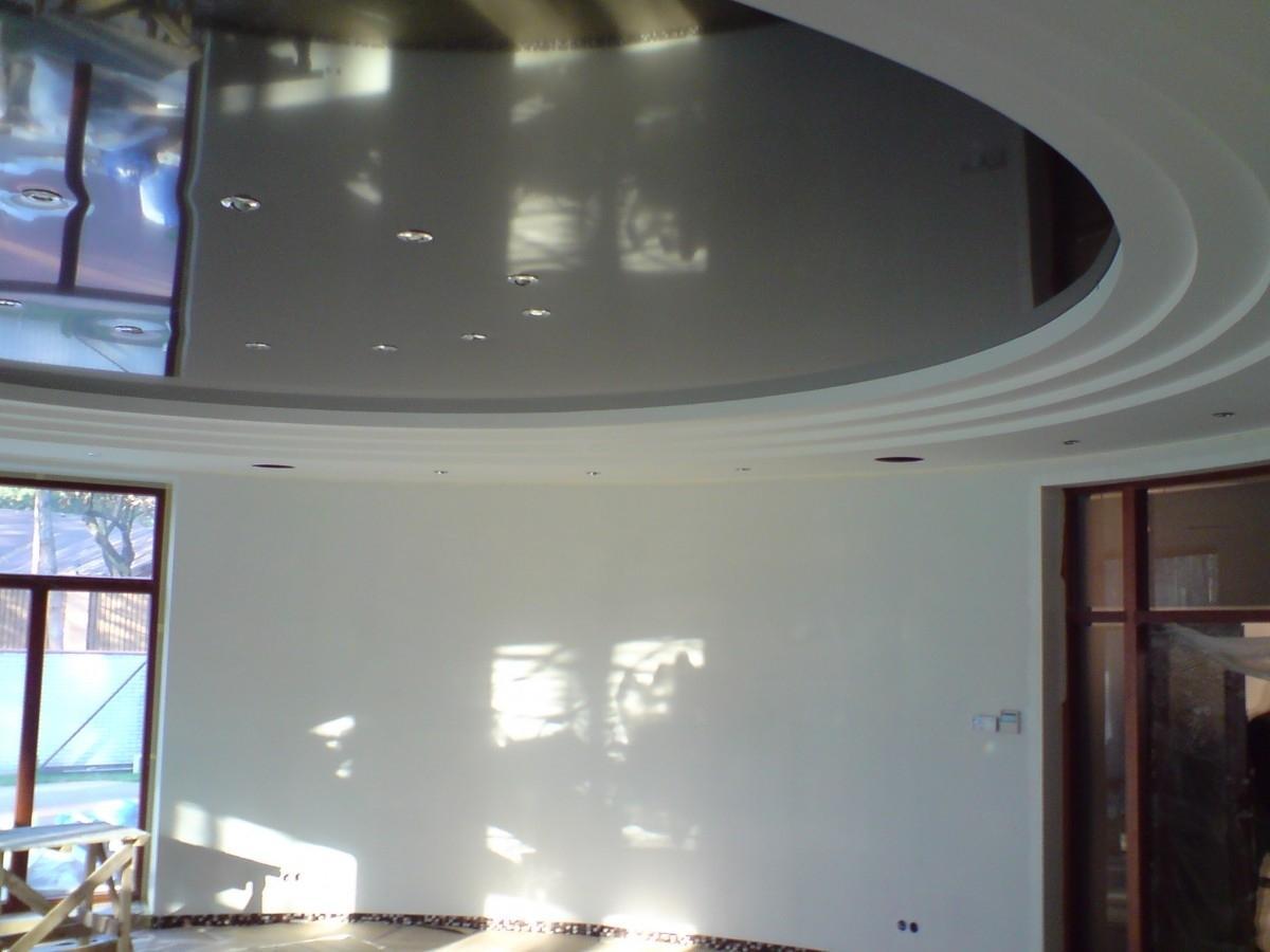 преимуществ данного натяжной потолок без гипсокартона фото опубликовала новый