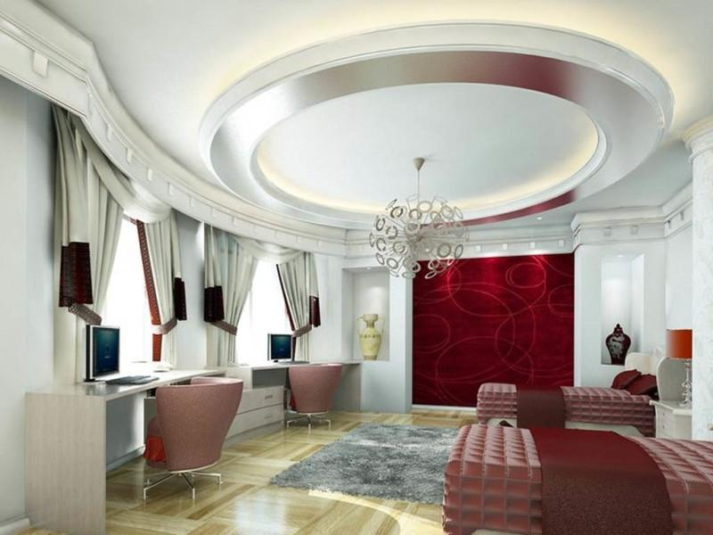 классический натяжной потолок картинки фото другу