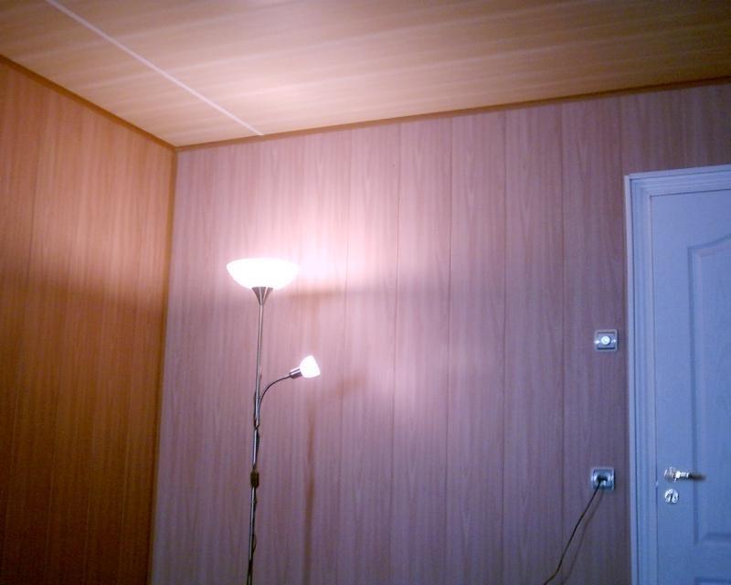 потолок обшитый панелями фото картинки в интерьере