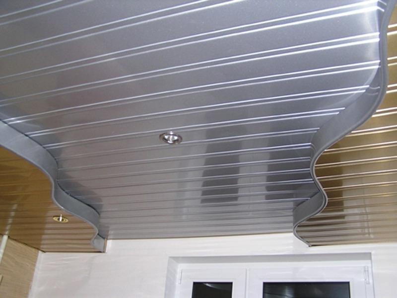 Сайдинг на потолок картинки