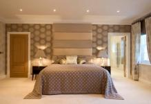 Brown-Bedroom-Interior-Color-for-Elegance-Nuance