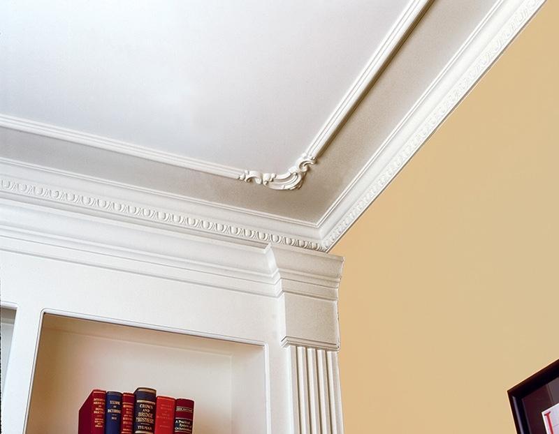 фото комнат без молдингов с натяжными потолками книга