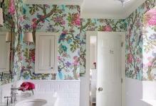 papier-peint-vynile-deco-traditionelle-salle-de-bain