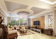 Дизайн потолков из гипсокартона