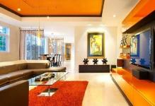 Home-interior-design-orange